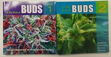 THE BIG BOOK OF BUDS VOL. 1 & VOL. 2 BY ED ROSENTHAL - PRIORITY SHIPPING IN USA