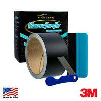 3M 1080 Black Out Window Trim Door Trim Vinyl Wrap Kit Gloss Satin and Matte