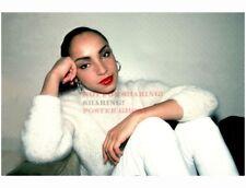 80's Vintage Eighties Art Photo Poster SADE |24 inch X 36 inch| 03
