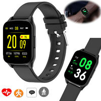 Bluetooth Smart Watch Activity Fitness Tracker For Android Samsung Note 10 9 8 5