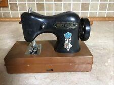 Vintage Holly Hobbie Sewing Machine Model 5820
