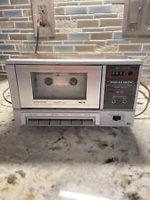 Vintage Realistic SCT-34 Stereo Cassette Player Tape Deck