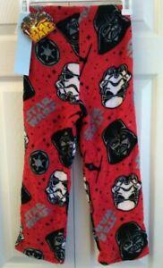 Star Wars Micro Plush Pajama Pj Sleep Pants NEW