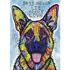 Heye Dean Russo: Dogs Never Lie 1000 pieces jigsaw puzzle
