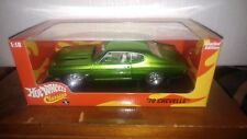 Hot Wheels Classics 1:18 Diecast 1970 Chevelle 2005 LIMITED EDITION