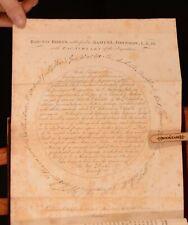 1804 4vol Life of Samuel Johnson Boswell Illustrated Uncommon Folding Plate