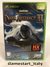 BALDUR'S GATE DARK ALLIANCE 2 II XBOX - NUOVO SIGILLATO - NEW SEALED PAL VERSION
