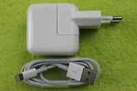12W USB Power Adapter Netzteil Ladegerät für Apple iPhone 5 5S 6 6S + iPod iPad