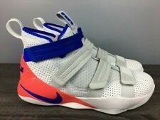 Nike LeBron James Soldier XI SFG NBA All Star White Men's Size 10.5 NEW