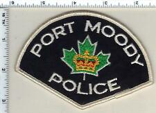 Port Moody Police (Canada) Shoulder Patch from the 1980's