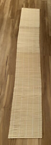 Bamboo Table Runner And 8 Placemats