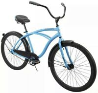 """Huffy 26"""" Cranbrook Men's Cruiser Bike with Perfect Fit Frame SAME DAY SHIP"""