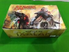 Magic the Gathering Rivals of IXALAN Booster Box New in Box Free Shipping