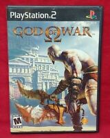 God of War  -  PS2 Playstation 2 Game Working Complete