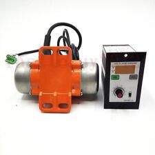 25W 24V DC Vibration Vibratorc4700rpm Motor Brushless 0.8KN & Speed Controller