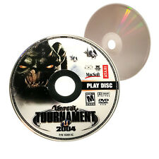 (Nearly New) Play Disc ONLY Unreal Tournament 2004 DVD Video Game- XclusiveDealz