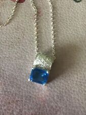 SUSANNE SOMERS   Pendant NECKLACE  New never worn w/Box