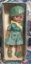 1965 Girl Scout EFFANBEE Junior AFRICAN AMERICAN Doll Mint in Box