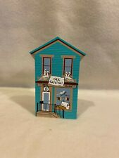 Cat's Meow Christmas Village 12 Days of Christmas 6 Geese