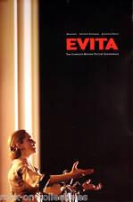 Madonna Poster 1996 Evita Original Promo
