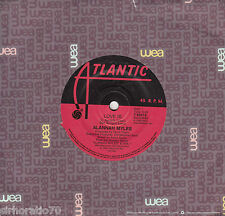 ALANNAH MYLES Love Is / Rock This Joint 45