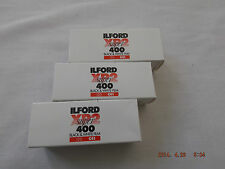 ILFORD XP2 SUPER 120 ISO 400 (3 PACK)
