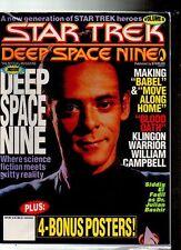 STAR TREK MAGAZINE : DEEP SPACE NINE - Volume 8