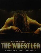 The Wrestler Steelbook - UK Very Limited Edition Blu-ray Region B