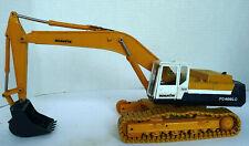 VINTAGE KOMATSU PC400LC  ESCAVATOR DIE CAST SCALE 1/32 HEAVY CONSTRUCTION TOY