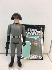 VINTAGE Star Wars ANH Squadrone Della Morte COMANDANTE gmfgi 1977 HK COO (1)