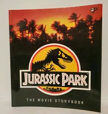 Grosset & Dunlap 1993 Jurassic Park The Movie Picture Storybook