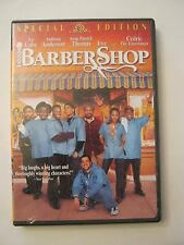 Barber Shop - Ice Cube, Anthony Anderson, Sean Patrick Thomas (2003 DVD) (015-4)