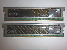 GeIL 4GB (2x2GB) Kit PC2-6400 DDR2-800MHz  GX24GB6400ERBPDC DIMM RAM NON-ECC