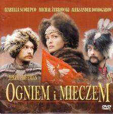 Ogniem i mieczem, Polish DVD, Polski film, po polsku