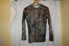 Under Armour mens large camo long sleeve shirt