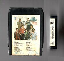"""LOS ACUARIO DE MEXICO """"LA HUELLA DE TUS BESOS"""" 1980 8 TRACK TAPES (LATIN MUSIC)"""