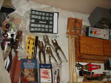 Leather Tools,Stamp.accessories.s uper Lot #006