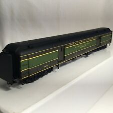 W&R Enterprises Ho scale Brass Northern Pacific Baggage Painted Pine Tree