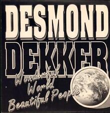 "Desmond Dekker(7"" Vinyl)Wonderful World Beautiful People-Trojan-TRO 910-M/M"