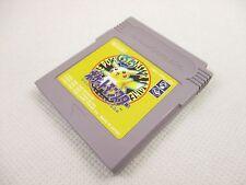 Game Boy POKEMON PIKACHU YELLOW ki Nintendo Video Game Cartridge Only gbc