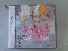 Princess on Ice (Nintendo DS, 2008) & Crayola Treasure Adventures