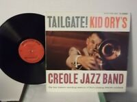 "Kid Ory's Creole Jazz Band,Good Time Jazz,""Tailgate!"",US,LP,mono,deep groove,M-"