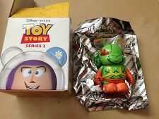 """vinylmation disney toy story 2 3"""" twitch the chaser new with opened box and foil"""