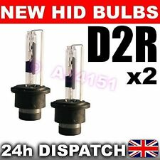 2x NEW REPLACEMENT OEM XENON HID Light Bulbs D2R 6000k