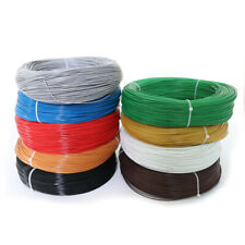 UL1332 20AWG OD 1.57mm FEP Wire Single Core Stranded Tinned Copper Cable