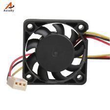 Mini Fan 3 Pin 40mm Computer CPU Cooler Cooling Fan Fans PC 4cm DC 12V  -29