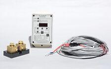 Bogart TriMetric 2030-RV Solar RV Battery Monitor Meter w/ 500 Amp Shunt & Cable