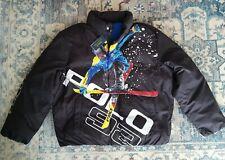 🆕️ $698 Polo Ralph Lauren Alpine Ski 92 Puffer Down Jacket, Size L, Black