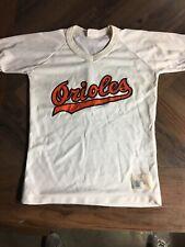 Vintage 1980's Baltimore Orioles MLB Rawlings Baseball Jersey Boys Youth Medium