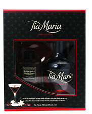 """Tia Maria Dark Liqueur with Diffuser Gift Pack """"Limited Edition"""" 700ml"""